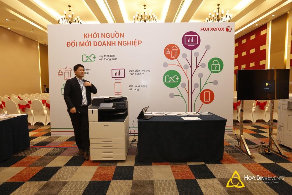 Khởi Nguồn Đổi Mới Doanh Nghiệp - Fuji Xerox