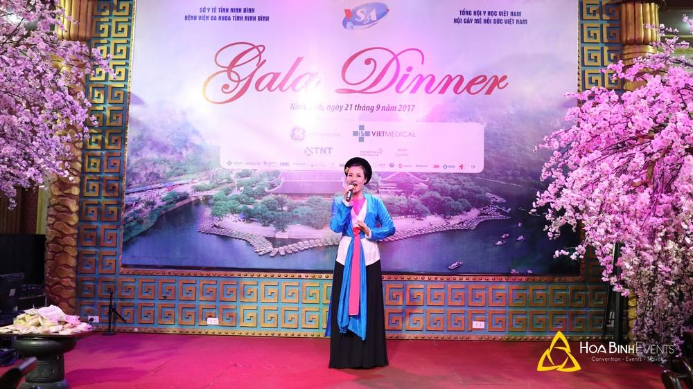Gala Dinner tại Ninh Bình