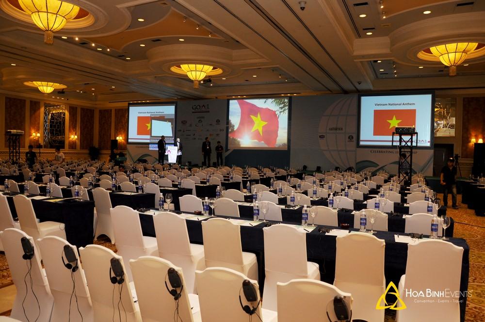 Địa điểm lý tưởng tổ chức hội nghị sự kiện lớn