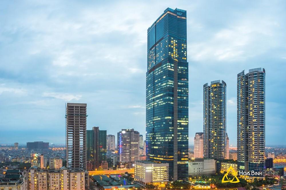InterContinental Hanoi Landmark 72 Địa chỉ: Lô E6, Phạm Hùng, Quận Cầu Giấy, Hà Nội