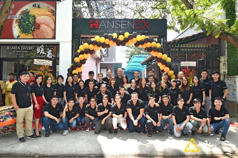 Lễ Khai Trương HansenCX - Hansen Technologies Group