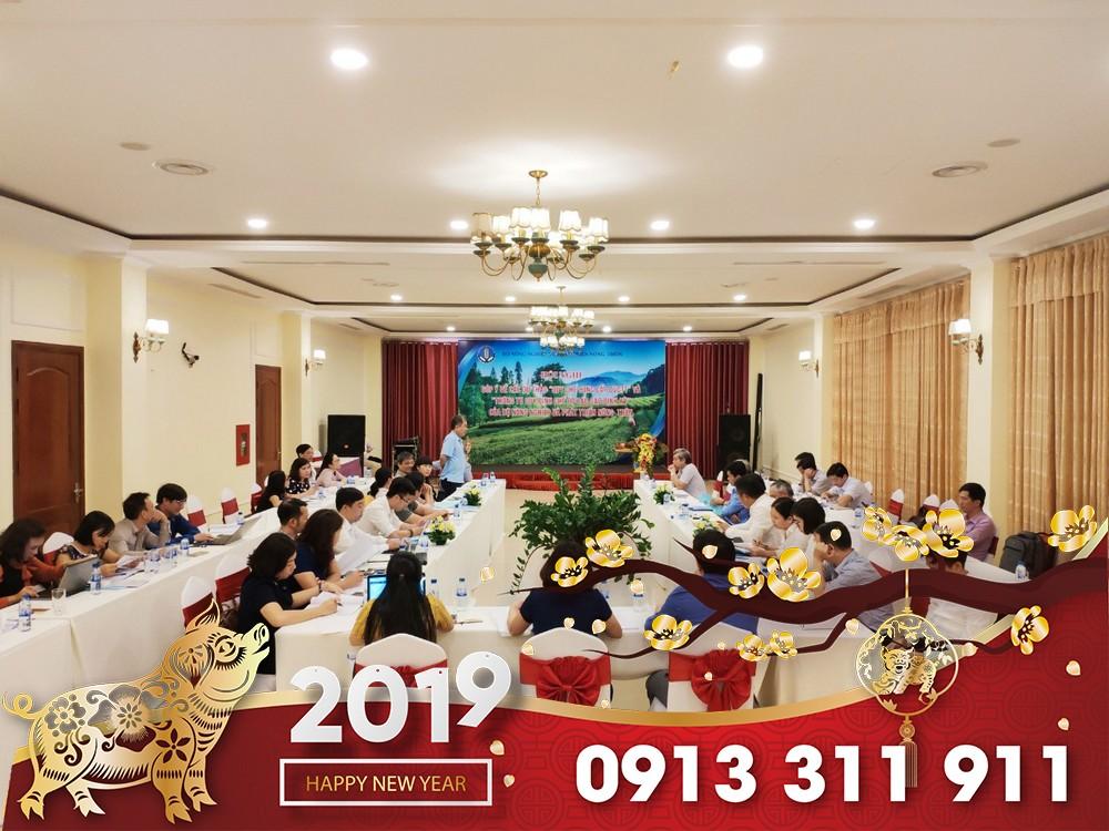 Tổ chức sự kiện hội nghị tại Hoàng Sơn Peace Hotel Ninh Bình