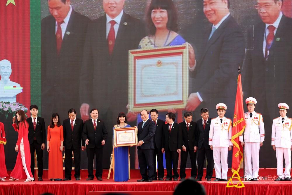 Lễ kỷ niệm 60 năm thành lập Học viện Nông nghiệp Việt Nam