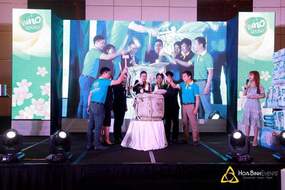 Hội nghị khách hàng công ty Ky Vy