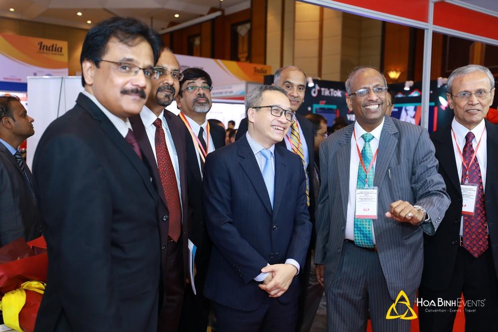 Triển Lãm Công Nghệ Thông Tin Ấn Độ - ASEAN (India - ASEAN ICT Expo 2018)
