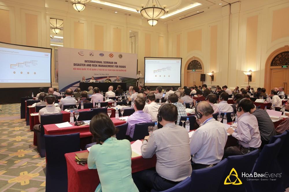 Hội Nghị Quốc Tế Về Quản Lý Rủi Ro Và Thảm Họa Cho Đường Bộ