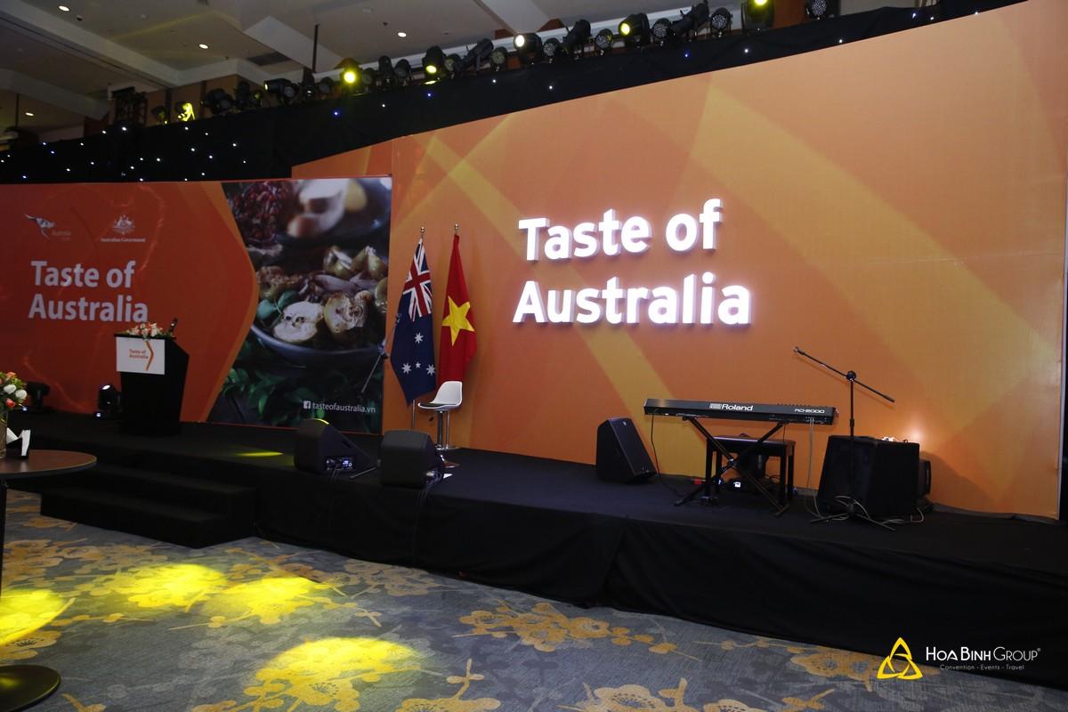 Hương vị Úc tại Việt Nam