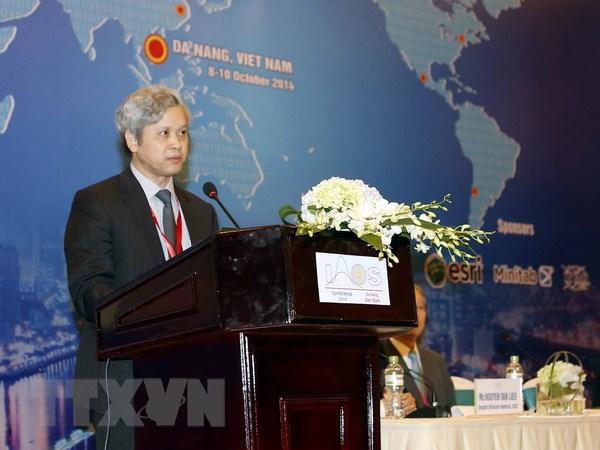 Khai mạc Hội nghị quốc tế về Thống kê chính thức IAOS 2014