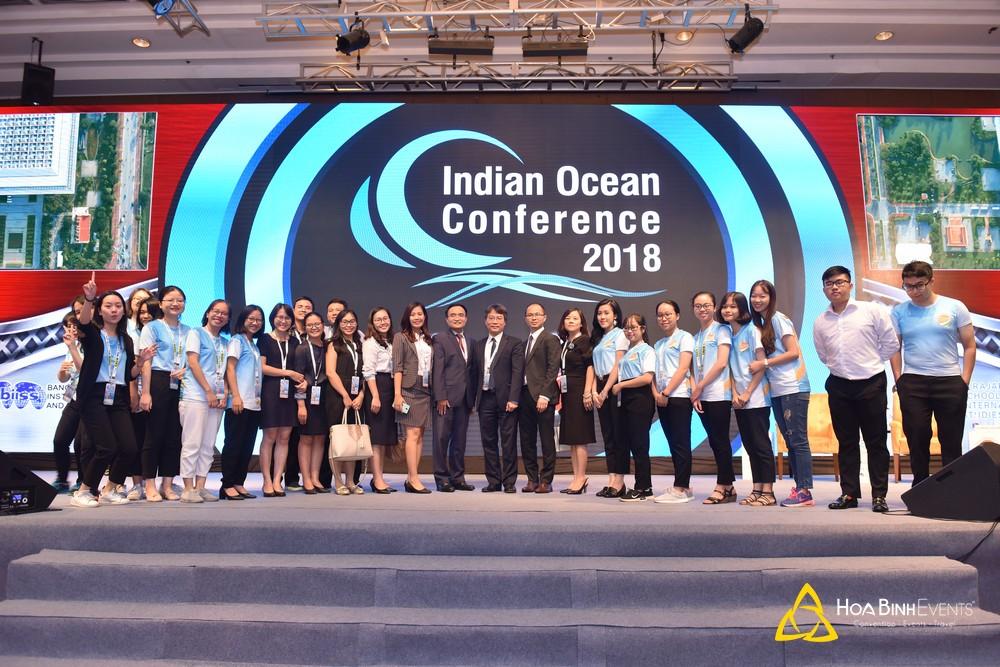 Hội nghị Biển Ấn Độ Dương: Indian Ocean Conference 2018 (IOC2018)