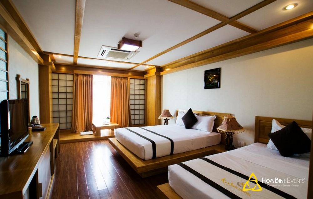 phòng luxury kaya