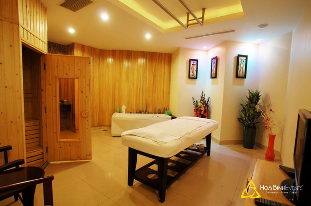 Ming spa khách sạn Kaya Phú Yên