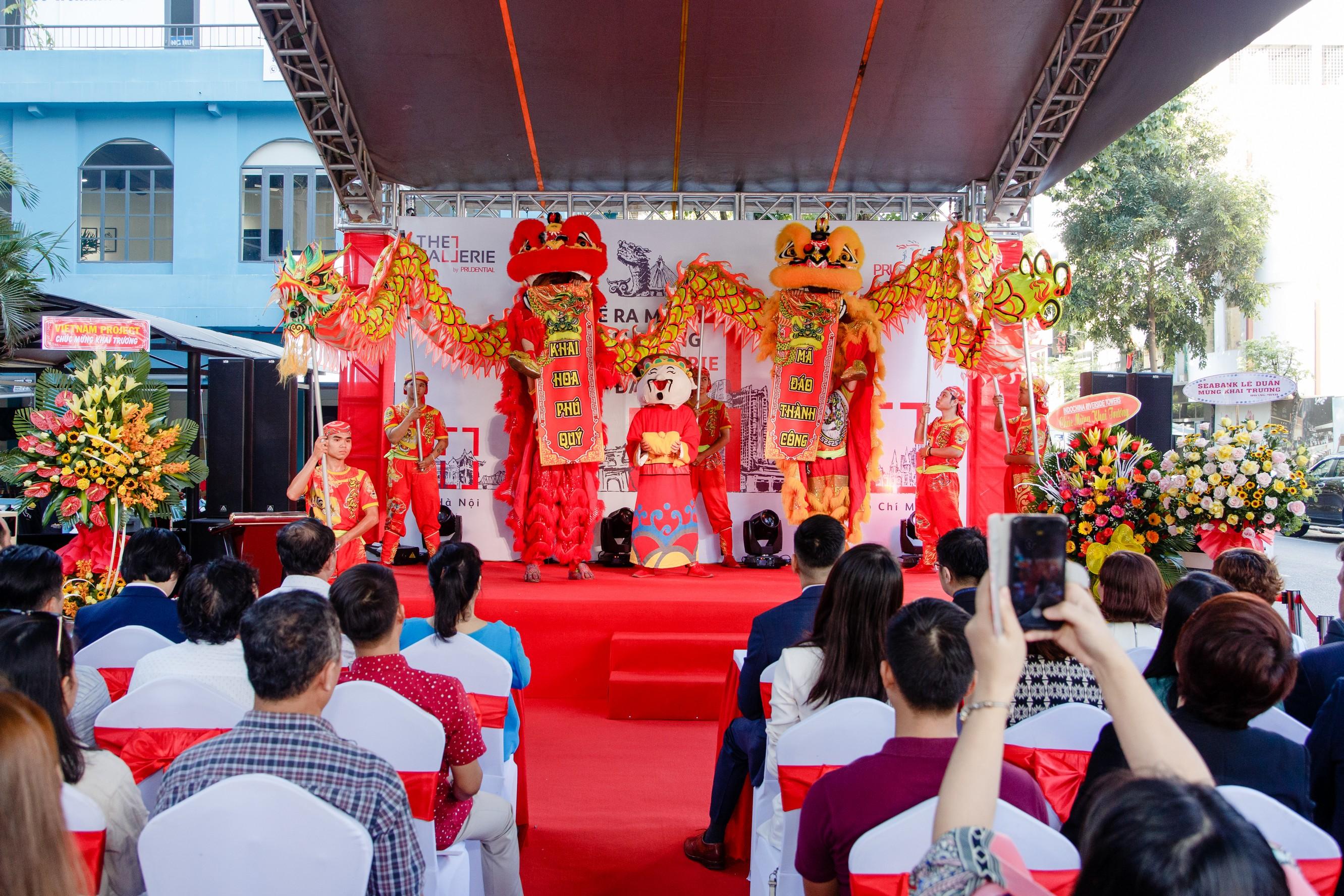 Lễ ra mắt văn phòng The Gallerie by Prudential tại Đà Nẵng