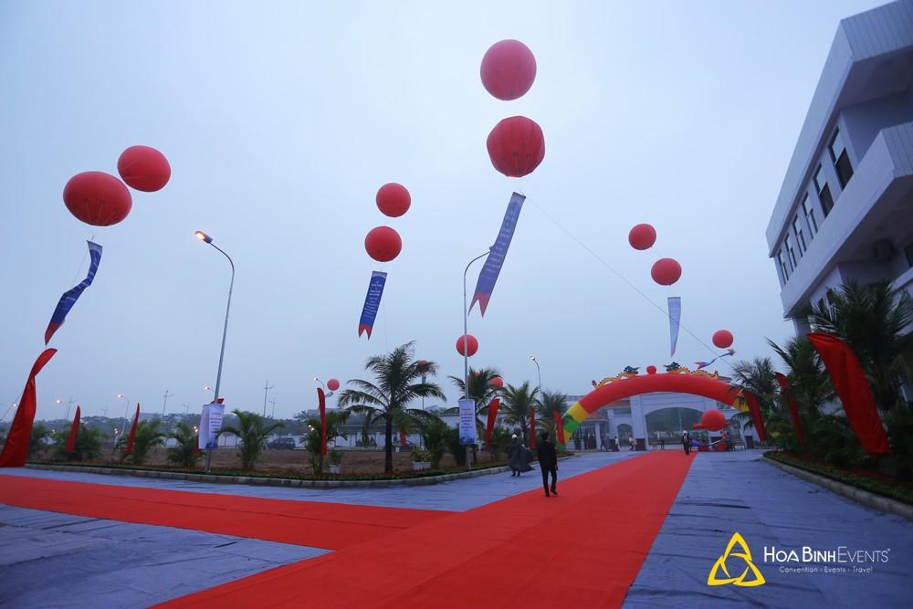 Dịch vụ cho thuê cổng hơi tại Hà Nội chất lượng, giá rẻ