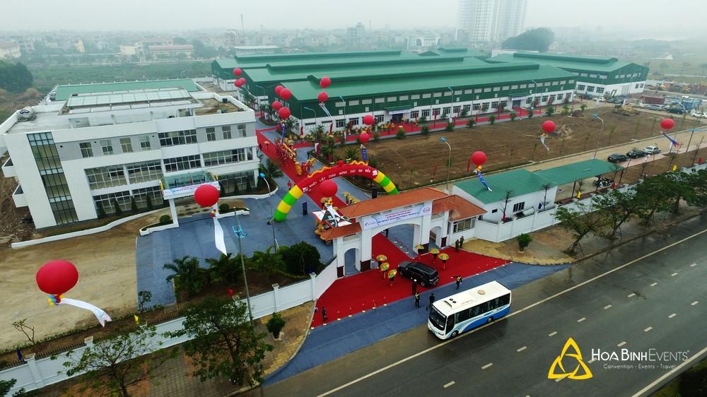 Hòa Bình Events địa chỉ cho thuê cổng hơi uy tín số 1 tại Việt Nam