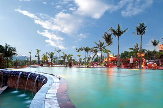 nghỉ dưỡng tại asean resort