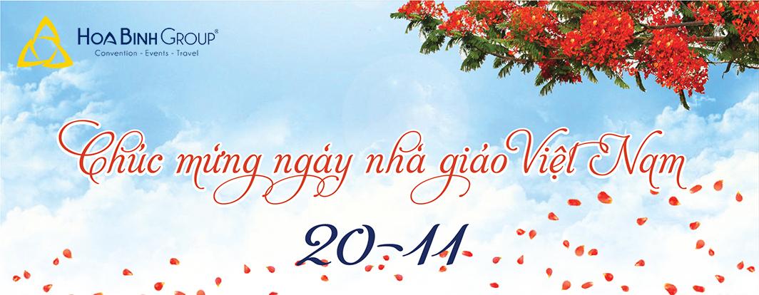 Ưu đãi Chào mừng Ngày nhà giáo Việt Nam 20/11