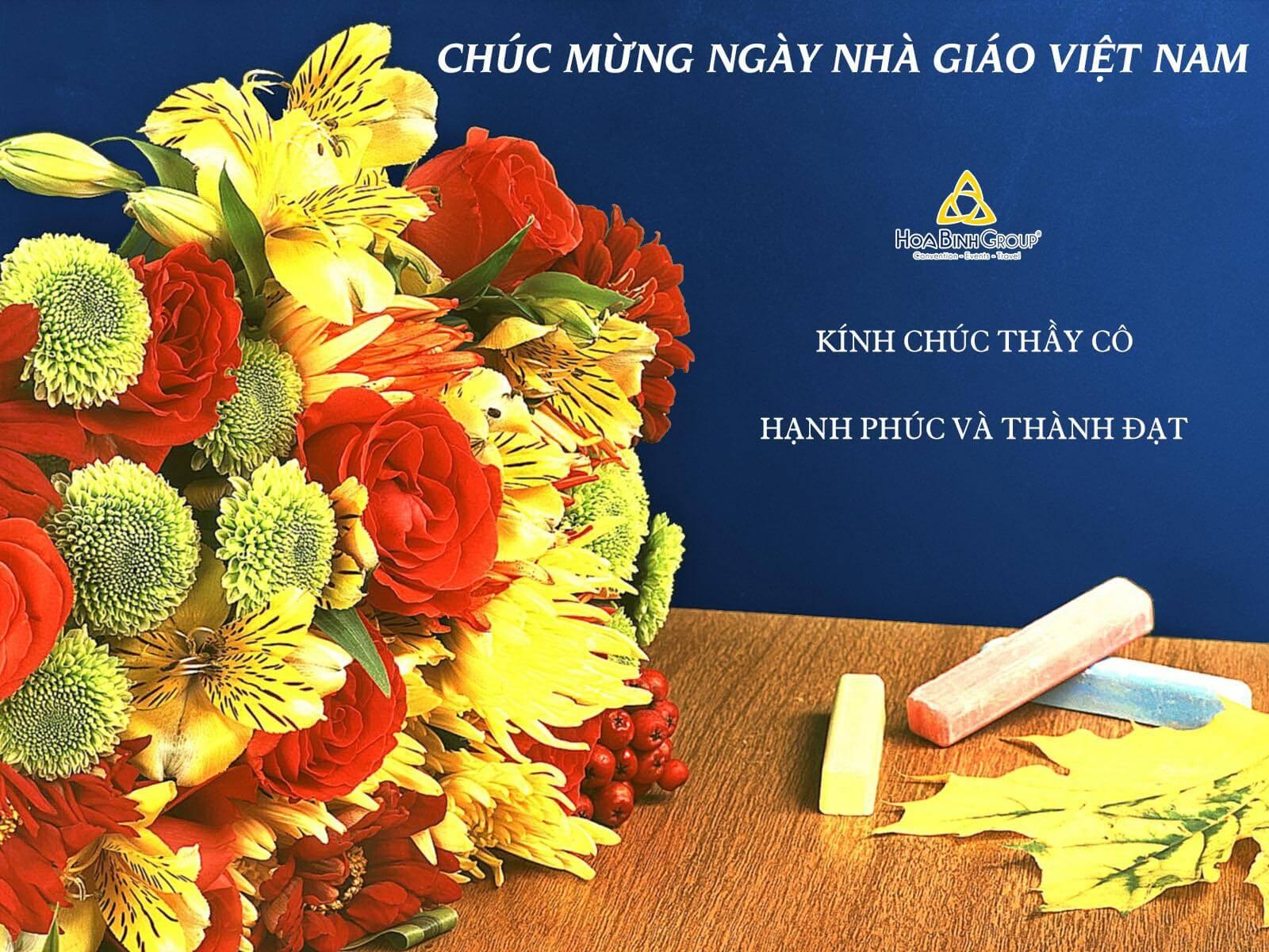 Ưu đãi chào mừng ngày nhà giáo Việt Nam