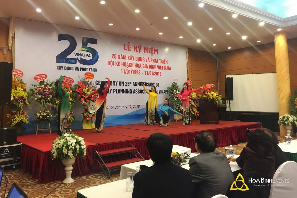 Tổ chức sự kiện hội nghị tại khách sạn La Thành