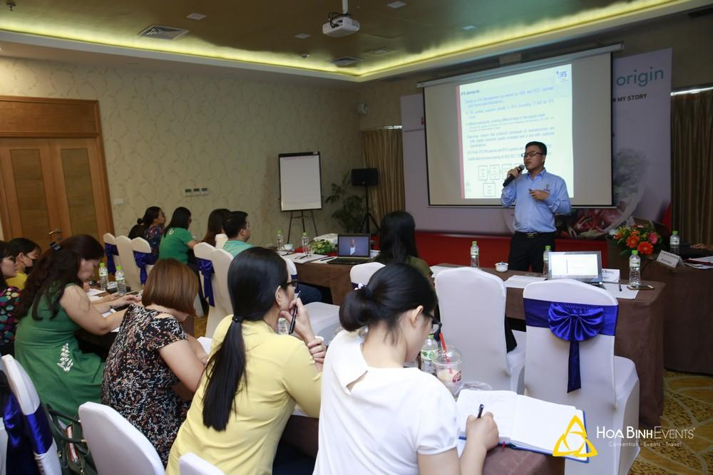 Hội thảo cập nhật thông tin mới nhất liên quan đến chuỗi cung ứng thực phẩm hướng đến phát triển bền vững