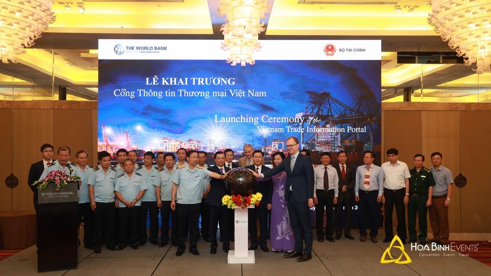 Lễ khai trương Cổng thông tin Thương mại Việt Nam VTIP