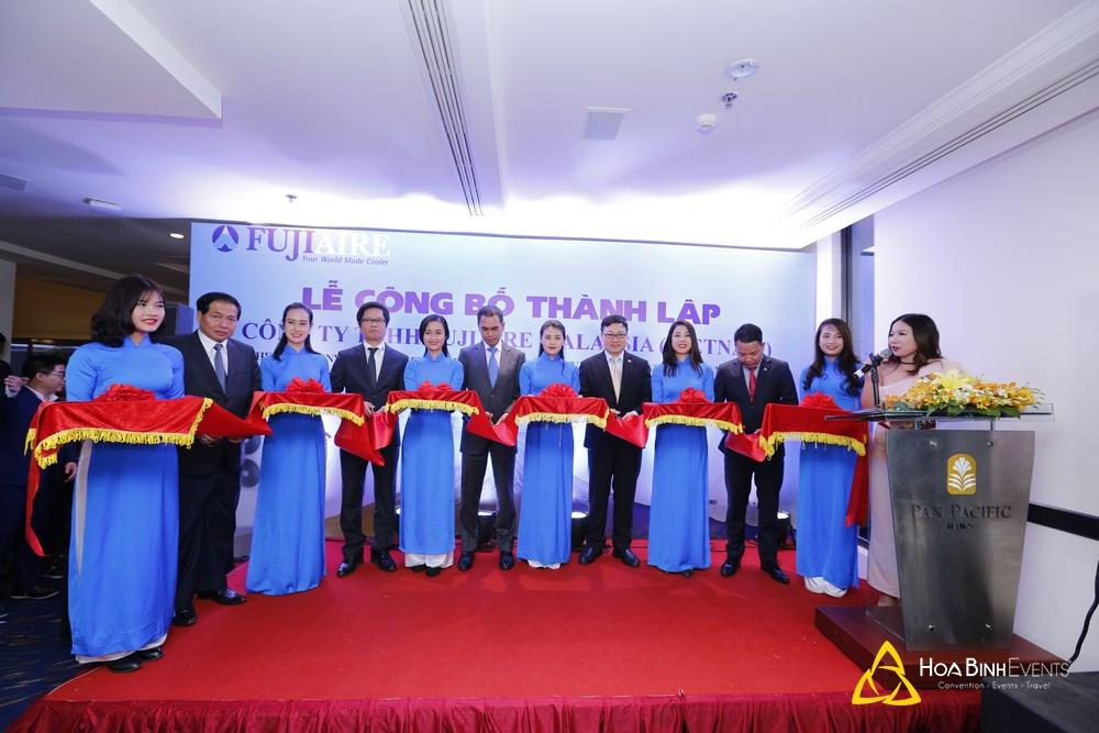Lễ Công Bố Thành Lập Công Ty TNHH Fujiaire Malaysia