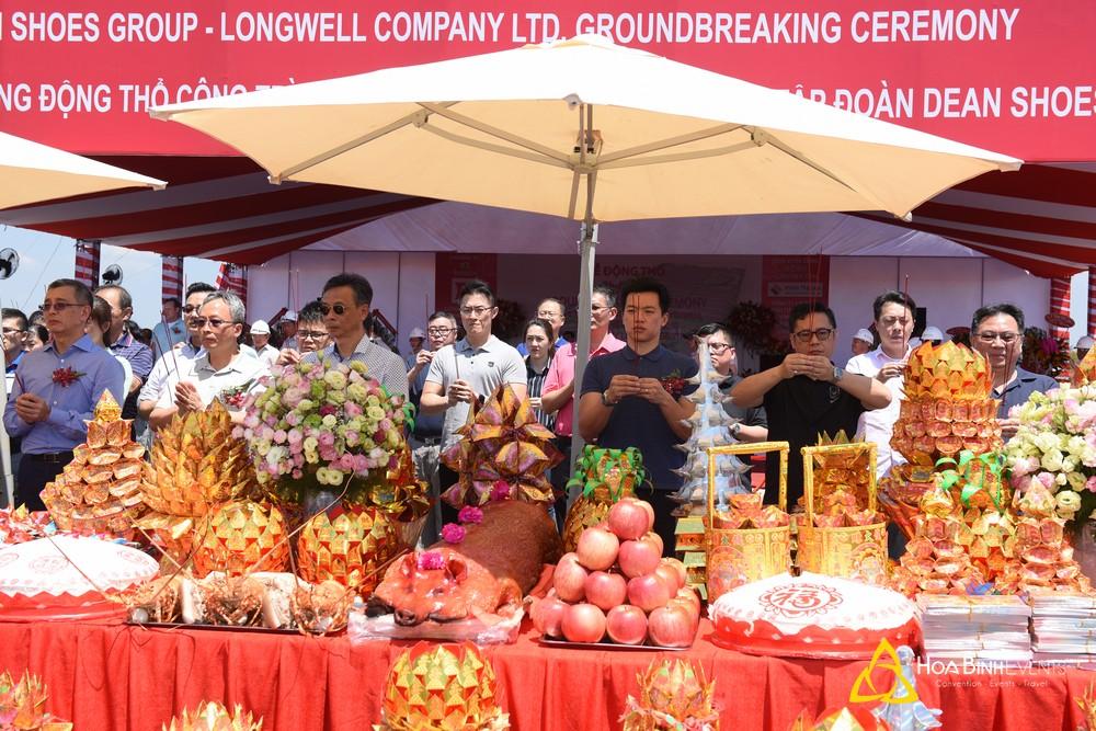 Video highlight Lễ Động Thổ Xây Dựng Nhà Máy Longwell Tại Đồng Nai
