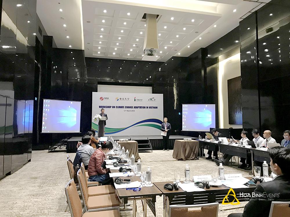 hội nghị tại jw marriott hanoi hotel