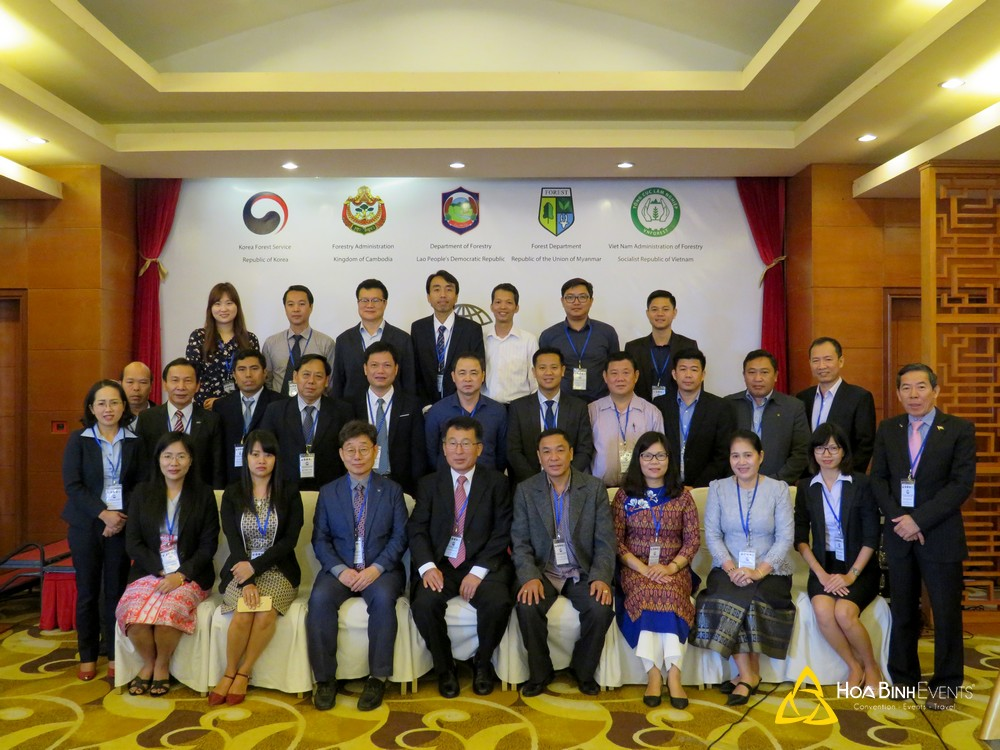 Cuộc họp lần thứ 3 của Ủy ban Hợp tác Lâm nghiệp Hàn Quốc - Mekong