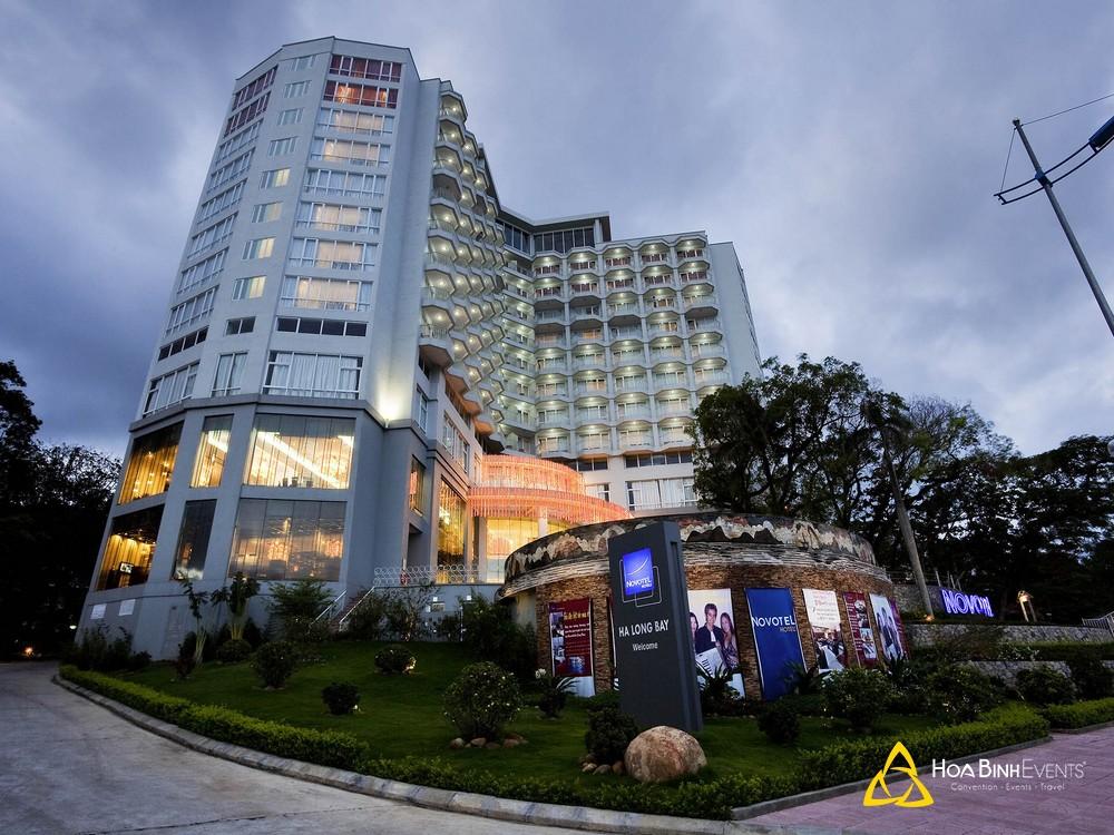 Tổ Chức Hội Nghị Sự Kiện Tại Khách sạn Novotel Ha Long Bay