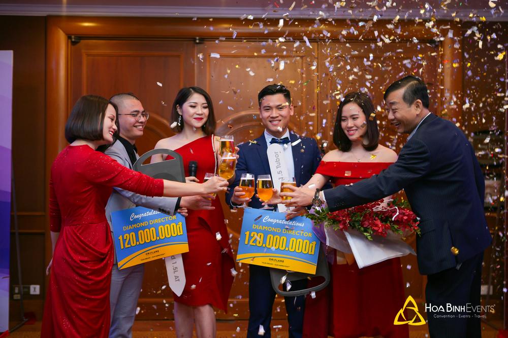 Oriflame Tết Party 2019