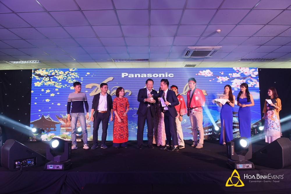 Tiệc Panasonic - Xuân Giao Hòa 2019