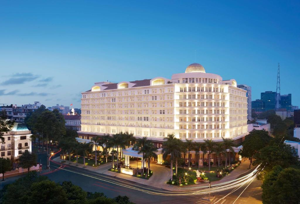 Tổ chức sự kiện tại Park Hyatt Saigon Hotel