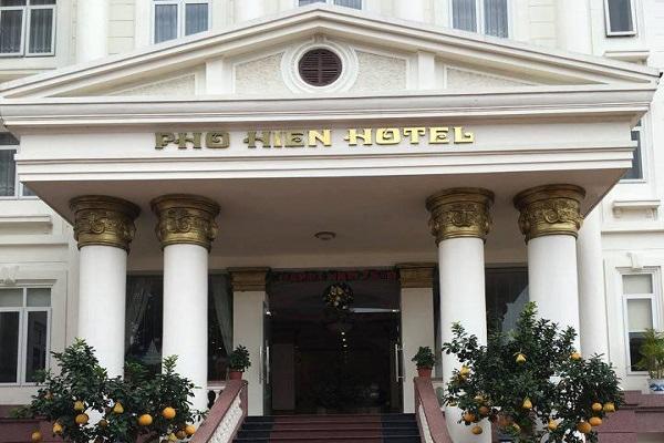 Hotline đặt phòng họp tại khách sạn Phố Hiến: 0913.188.911