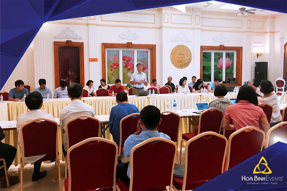 Hội thảo khởi động dự án Đương đầu với bện Tăng huyết áp