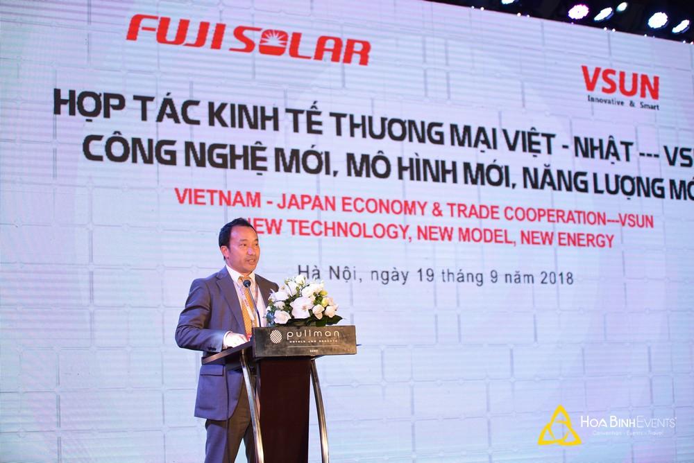 Hợp tác kinh tế thương mại Việt - Nhật VSUN