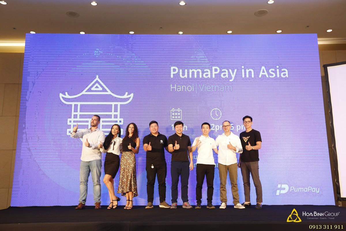 PumaPay Meet Up 2019