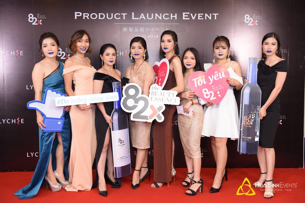 tổ chức lễ ra mắt sản phẩm Hoabinhevents