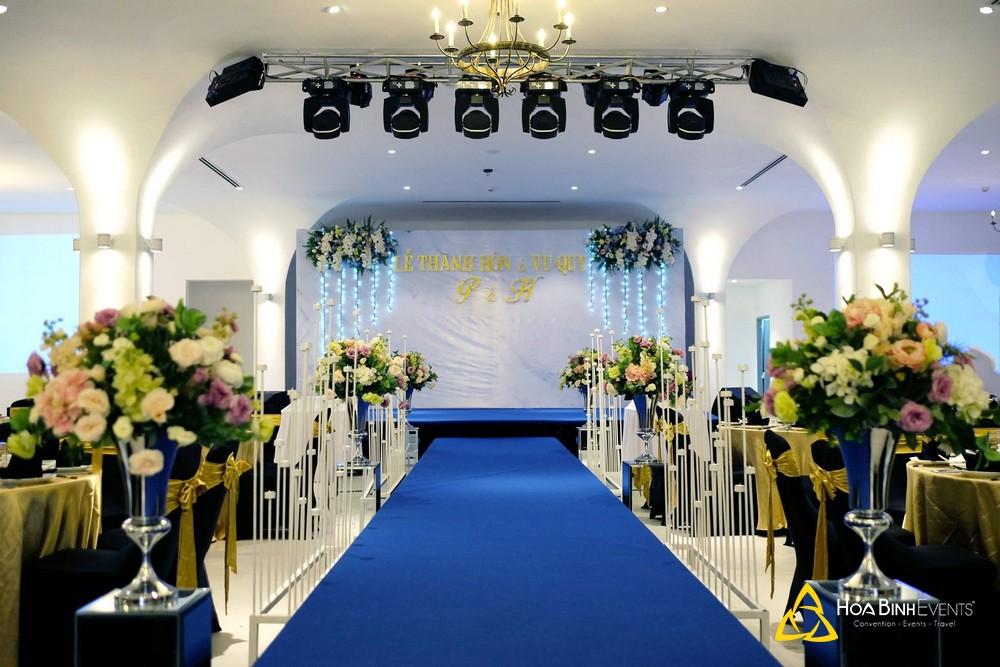 sân khấu và phòng họp Risemount Premier Resort Danang