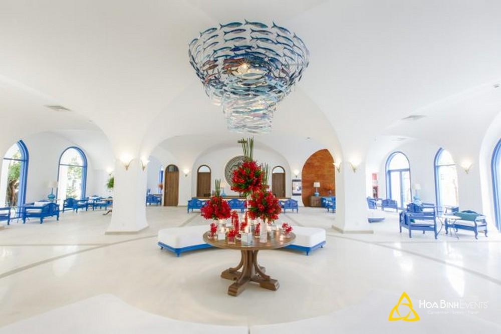 tiền sảnh Risemount Premier Resort Danang