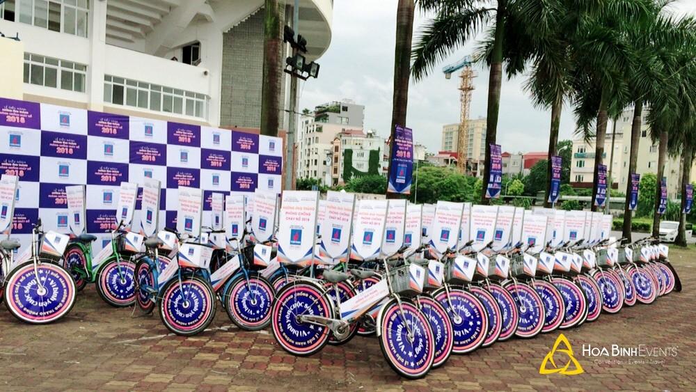 tổ chức roadshow tổ chức lễ diễu hành 0913311911