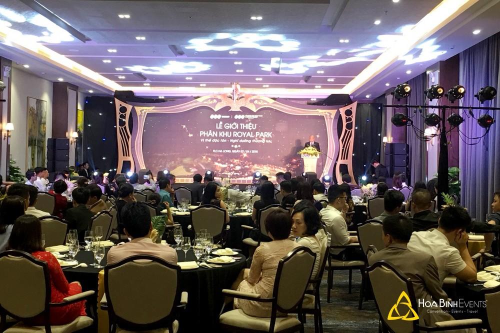 Lễ giới thiệu phân khu Royal Park FLC Halong