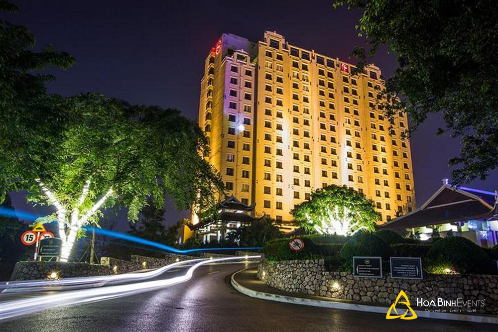 Tổ Chức Hội Nghị Sự Kiện Tại Sheraton Hanoi Hotel