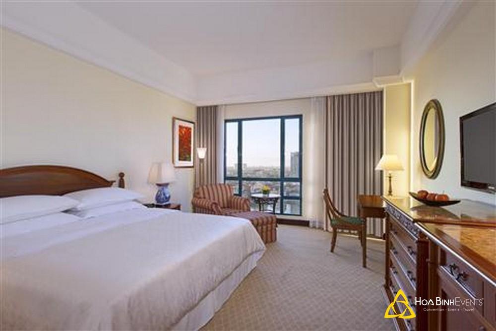 phòng ngủ sheraton hanoi hotel