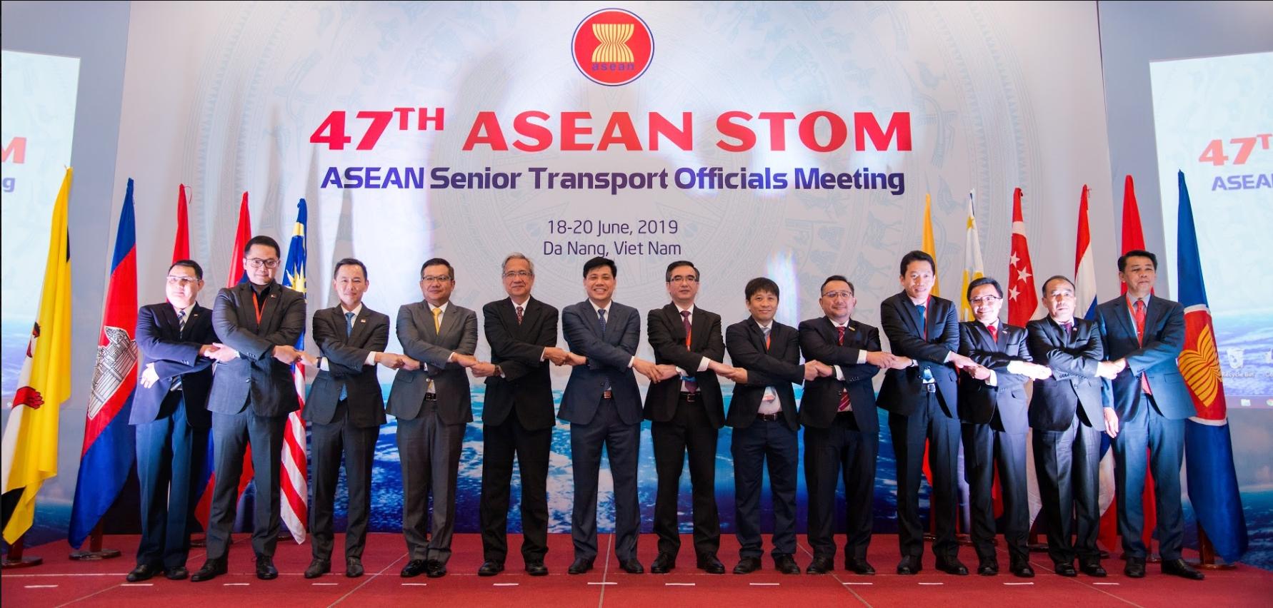 Hội nghị các Quan chức cao cấp giao thông vận tải ASEAN lần thứ 47 (STOM 47)