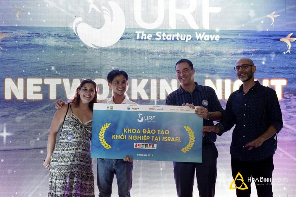 SURF 2018: Hội nghị và triển lãm khởi nghiệp quốc tế lần 3