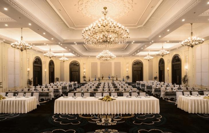 phòng họp hội nghị hội thảo tại vinpearl hạ long