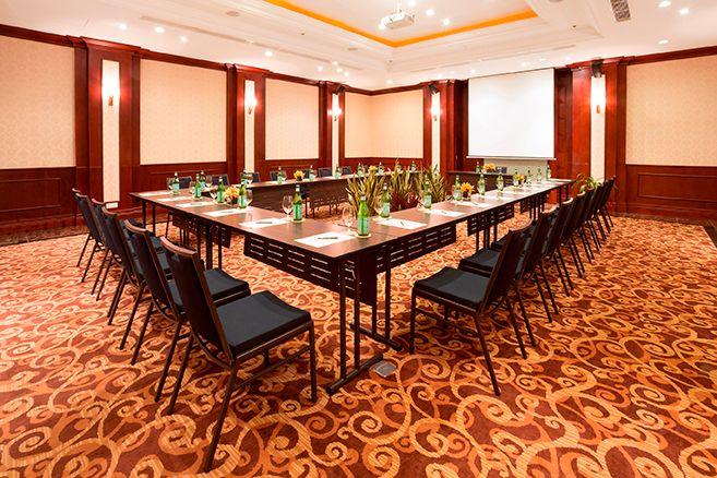 Phòng họp nhỏ Vinpearl Luxury Đà Nẵng