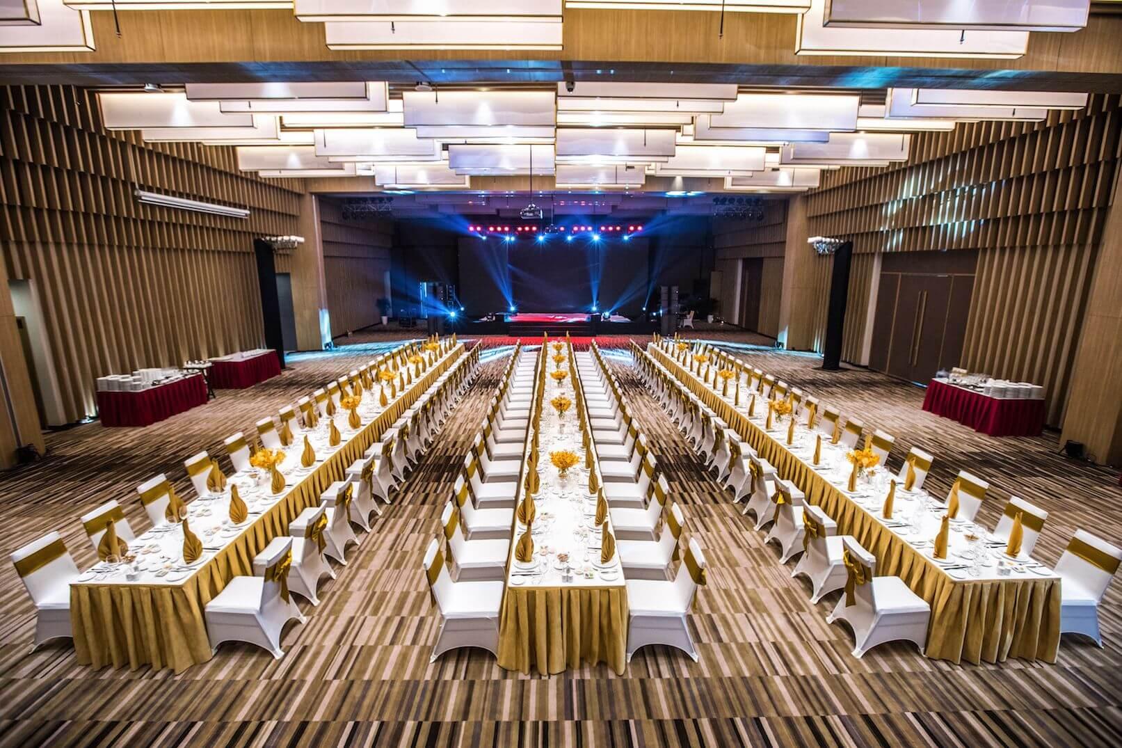 Phòng họp hiện đại tại Vinpearl resort & golf Nam Hội An