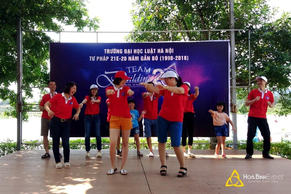 tổ chức họp lớp tại Tản Đà Spa Resort