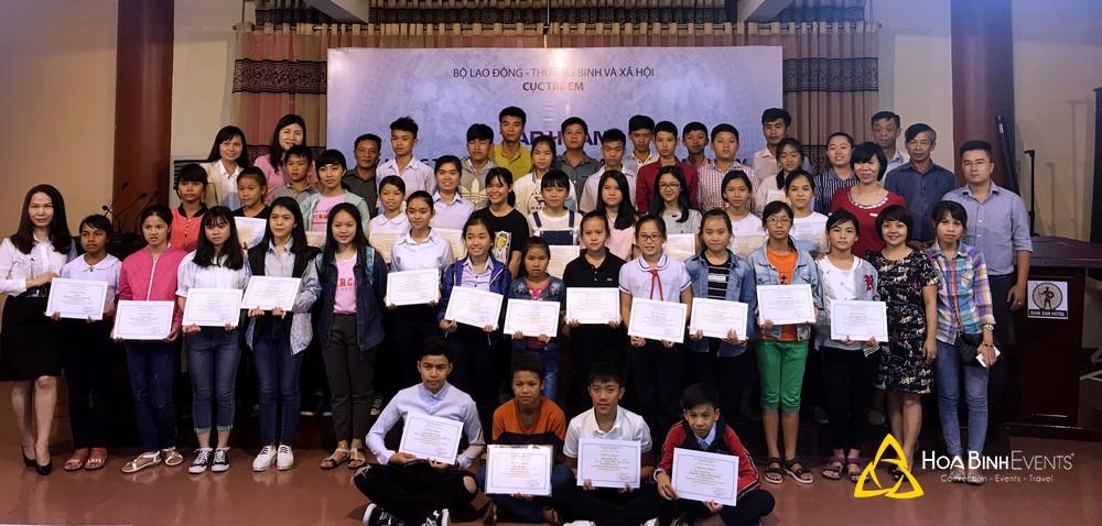 Tập huấn Kỹ năng thực hiện quyền tham gia của trẻ em Khu vực Tây Nguyên